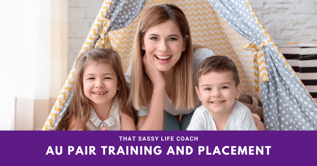 au pair training and placement