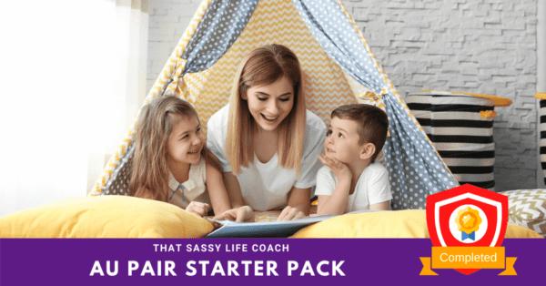 au pair starter pack